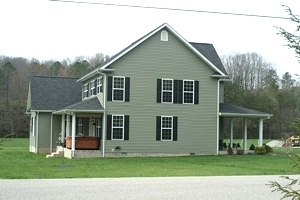 SOLD!! 2.5 Acres! Gotta see this one!  This home offers 2360 sq. ft. of living space w, 3 bedrooms and 21/2 baths. $229,900