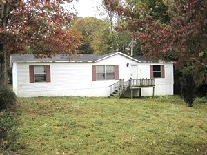 SOLD! Double wide: Clayton 1997 model | aapprox. 3/4 ac. lot 475 Hemlock Dr. $22,500