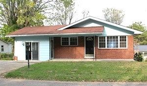 Sold!  484 N. 11th St., Wmsbg | Brick home, 3 bdrm., 2 baths, basement $79,500
