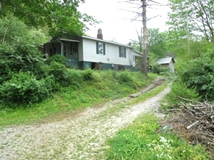 Sold! 2031 RED BIRD RD. Williamsburg   4.21 +/- acres with lots of road frontage located only 2 miles from city limits.