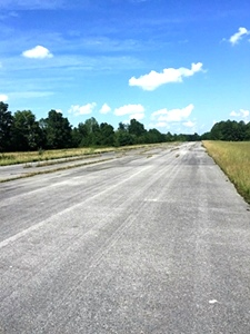Airport Rd., Williamsburg, KY | 25 acres with an airport runway, large metal building and lots of potential for development