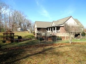 Sold! 11 Sunrise Circle Lane, Williamsburg | 3 bdrm brick, 1.36 acres, 2 car garage