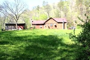 78 Cornett Rd., Wmsbg  |  38  +/- acres located on the banks of Cane Creek near the Boston Community.