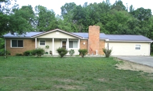 747 S. Hwy 25W Pleasant View,Ky. | One story brick home 1925 sf +/-.  4 bedrooms, 2 baths, living room, eat-in-kitchen, and laundry room.