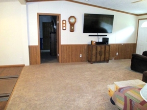5439 Lot Mud Ck. Rd.   A 2005 28X64 KABCO MH on 2 ½ surveyed acres. Location offers plenty of privacy.