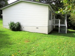 411 E. Right Fk. Rd. | 3 bedroom doublewide in great condition and conveniently located